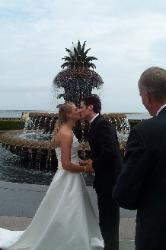 Wedding ceremony Pineapple Fountain
